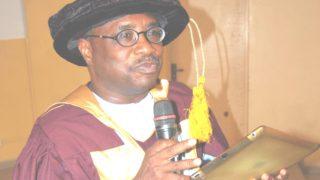 National Open University Of Nigeria Vice Chancellor, Prof Abdalla Adamu