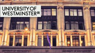 University of Westminster Scholarships Program