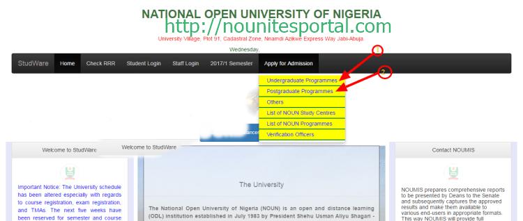 Noun-undergraduate-programmes-link