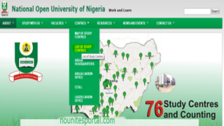 National Open University of Nigeria study centres