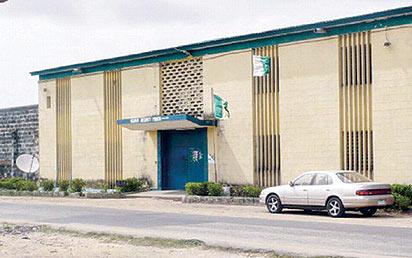 Kirikiri Prison Lagos