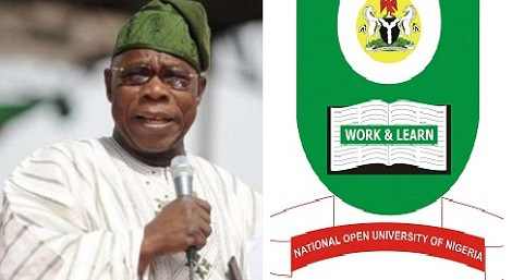 Obasanjo assumes offices as facilitator in NOUN 1