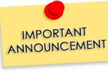 Important Announcement Clipart Collection pertaining to Important Announcement Clipart - MomogiCars Letter Inspiration