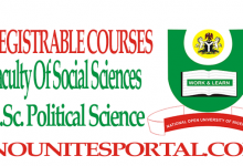 Registrable-Courses-For-B.Sc.-Political-Science