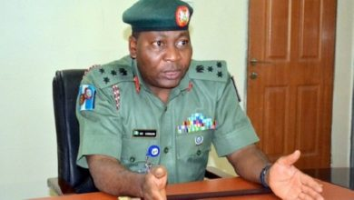 NOUN appoints ex-army spokesman, Brig.-Gen. Usman faculty member