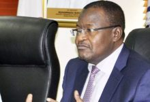 Executive Vice Chairman of NCC, Prof. Umar Danbatta